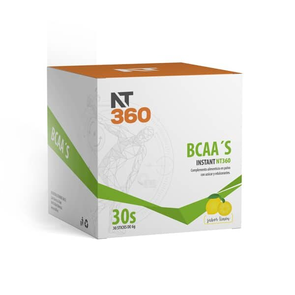 BCAA´S INSTANT NT360