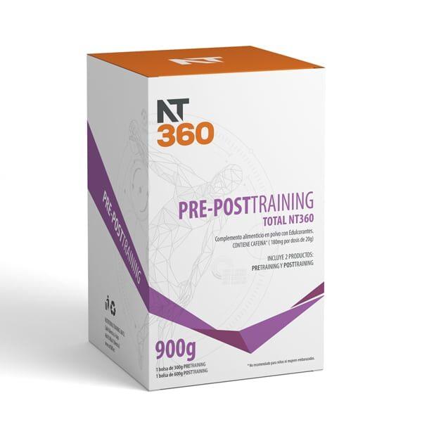 PRE-POST TRAINING NT360